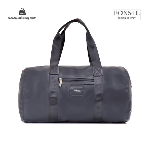 کیف برند فسیل رنگ مشکی از جلو ( fossil tb-6111)