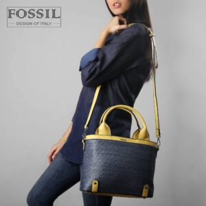 کیف زنانه برند فسیل با مدل