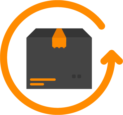 product return logo