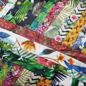 شال تزئینی کیف