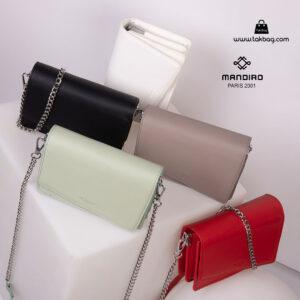 کیف رودوشی زنانه کد RM-2228 برند ماندیرو رنگبندی ( mandiro RM-2228 )